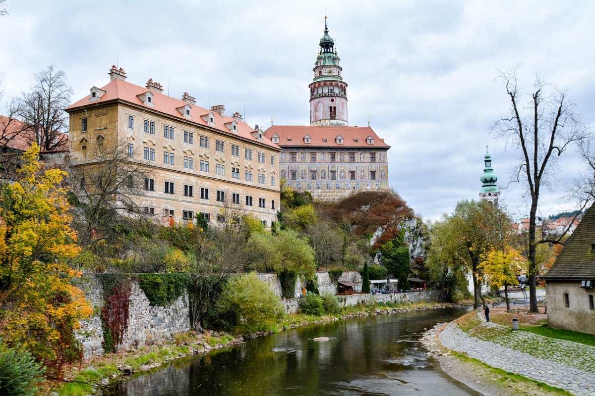 Cesky Krumlov, Τσεχία