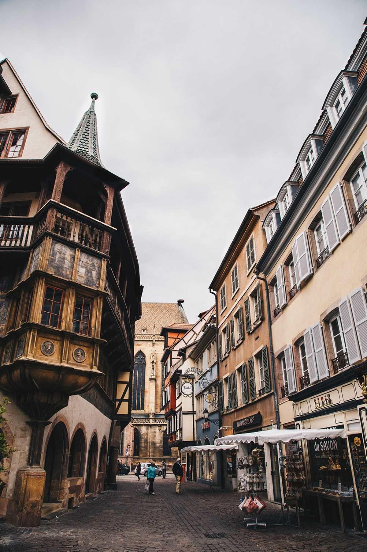 Colmar, Γαλλία