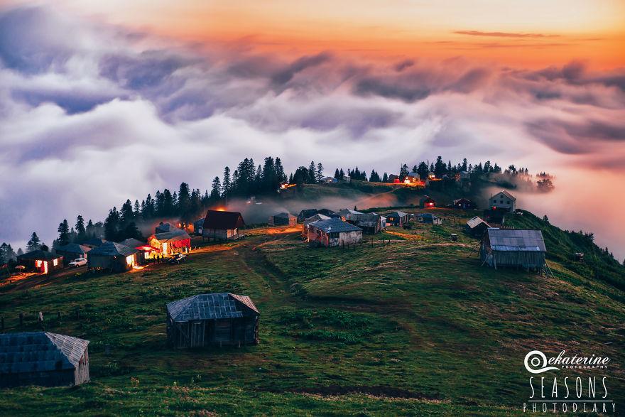gomi mountain