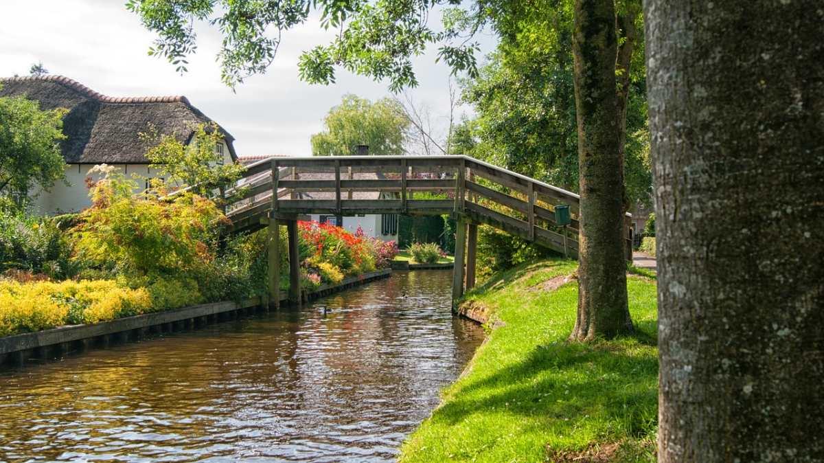 Giethoorn, Ολλανδία