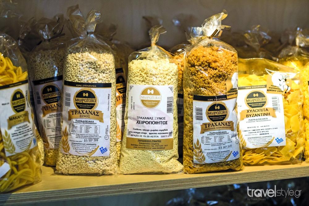 Μωραΐτικα  παραδοσιακά προϊόντα