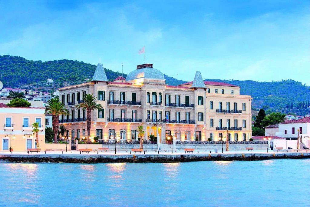 Poseidonion Grand Hotel, Σπέτσες - Ιστορικά ξενοδοχεία