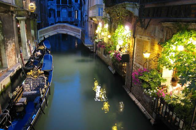Trattoria Sempione: Το πιο ειδυλλιακό εστιατόριο της Βενετίας!