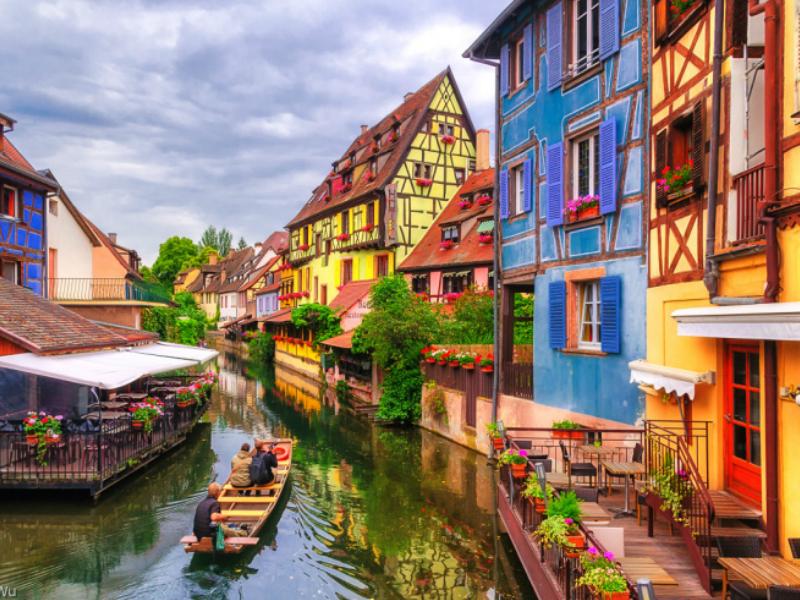 Κουκλίστικες! Οι πιο ατμοσφαιρικές πόλεις με κανάλια!