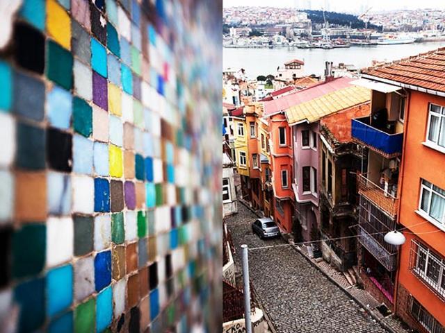 Συνοικία Balat Κωνσταντινούπολη