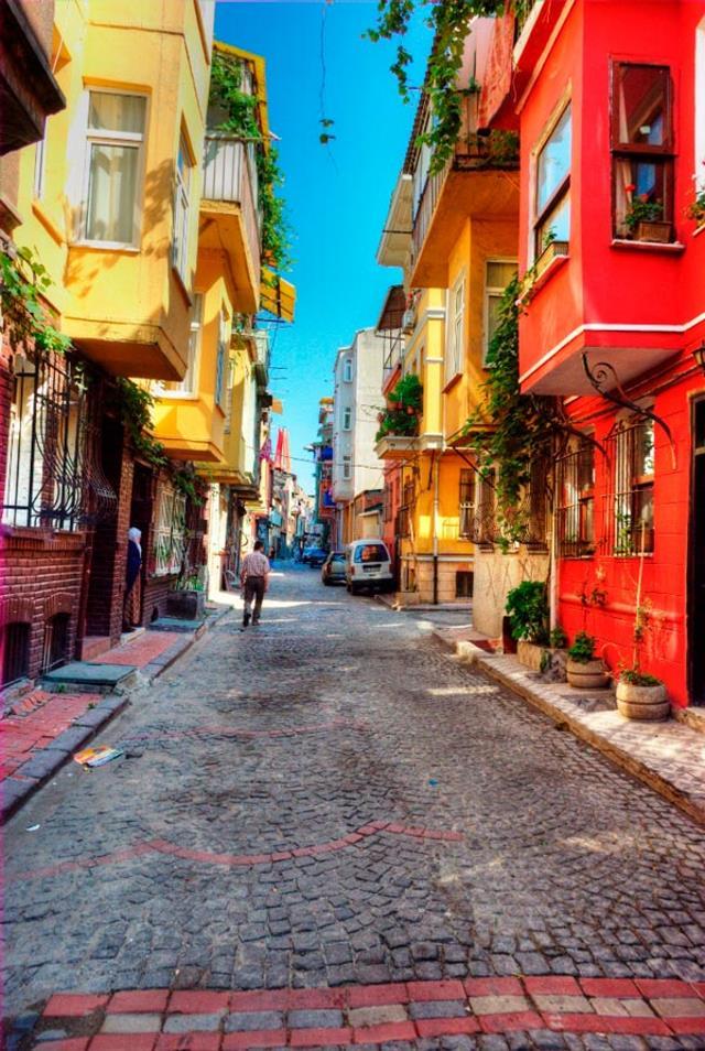 Balat Κωνσταντινούπολη