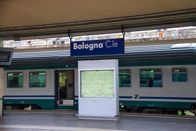 Στάση τρένου Μπολόνια