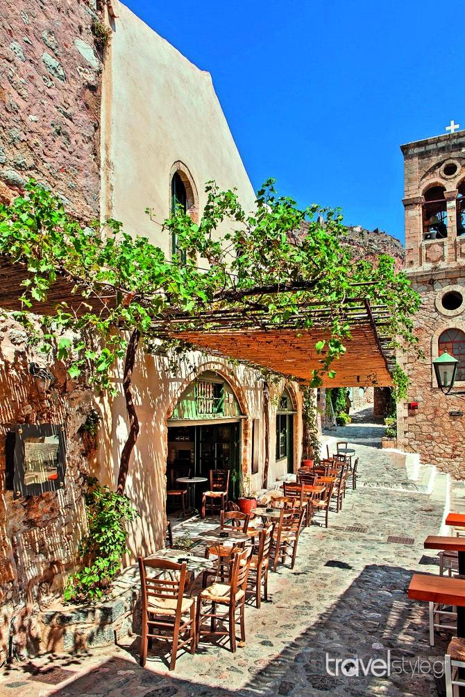 Οι καλύτερες ξενώνες μέσα στο κάστρο της Ελλάδας
