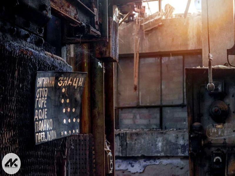 Coal Mine Serbia