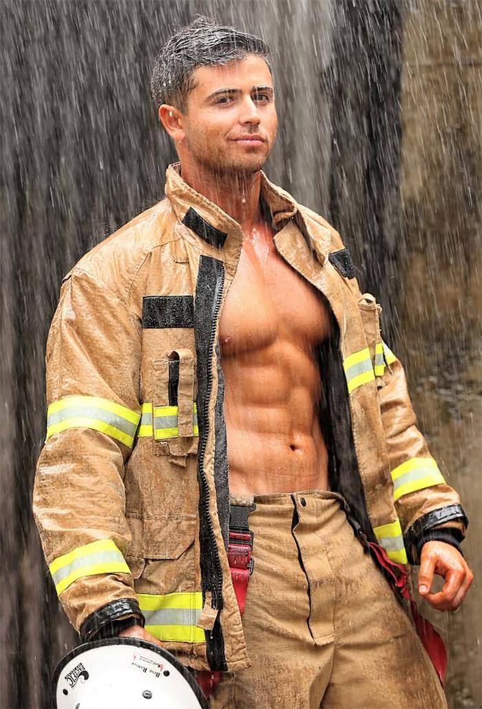 Australian Firefighters