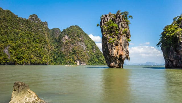 James Bond Islands, Ταϊλάνδη