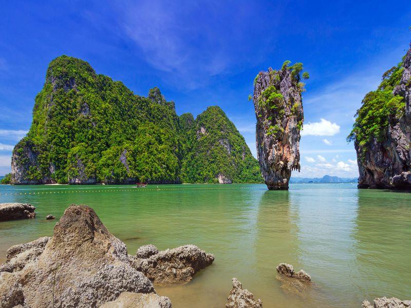 Νησιά James Bond: Ο Τάσος Δούσης μας ξεναγεί σε ένα από τα διασημότερα αξιοθέατα της Ταϊλάνδης! (video)
