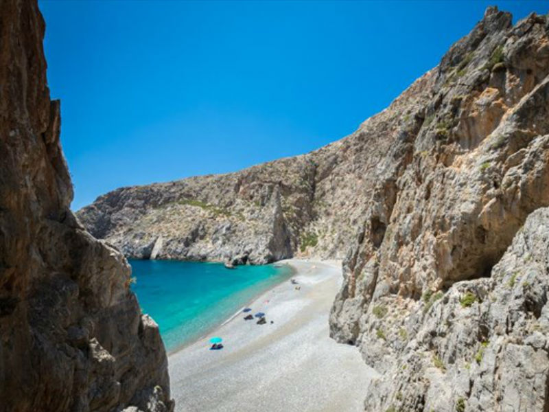 Η TUI στην Κρήτη για τη νέα διαφημιστική της καμπάνια (βίντεο)