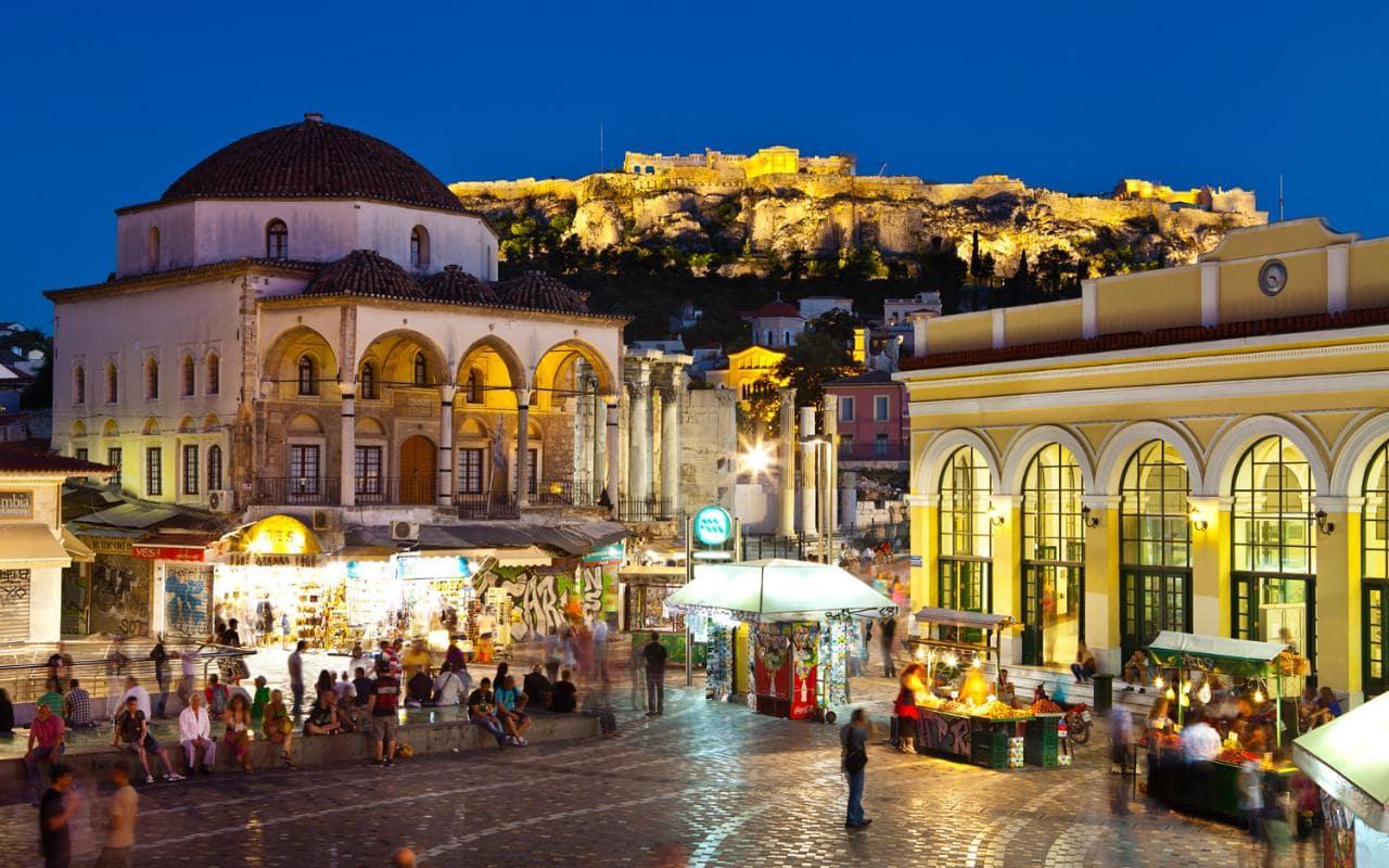 Μοναστηράκι, Αθήνα