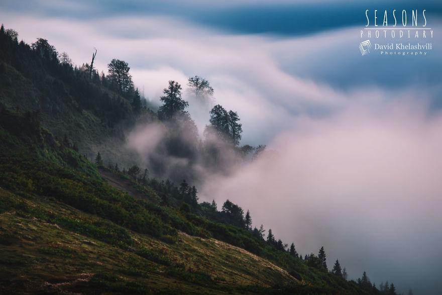 Gomi Mountain, Georgia