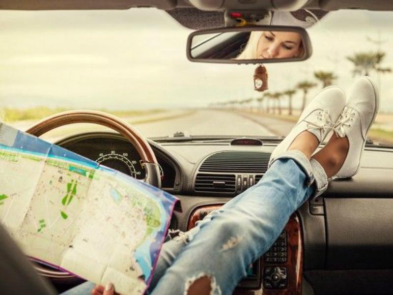 Ταξίδι με αυτοκίνητο το καλοκαίρι