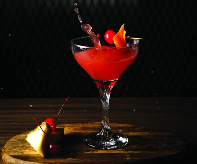 Sinatra Cocktail Θεσσαλονίκη