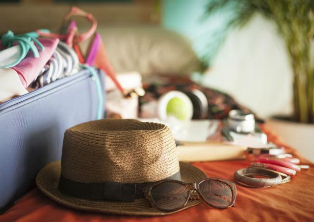 Οργάνωση βαλίτσας