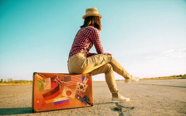 Ταξίδια - βαλίτσα