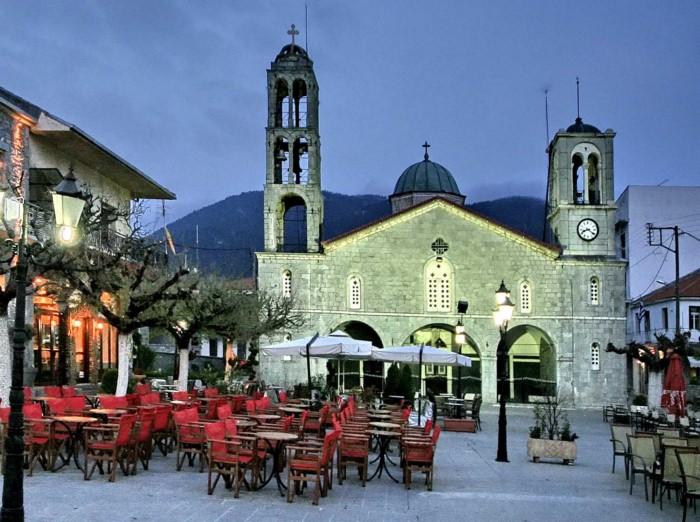 Ένα μέρος διαμάντι μόλις 2,5 ώρες από την Αθήνα! Ένα χωρίο σαν να θέλει να προστατέψει την άγρια ομορφιά του