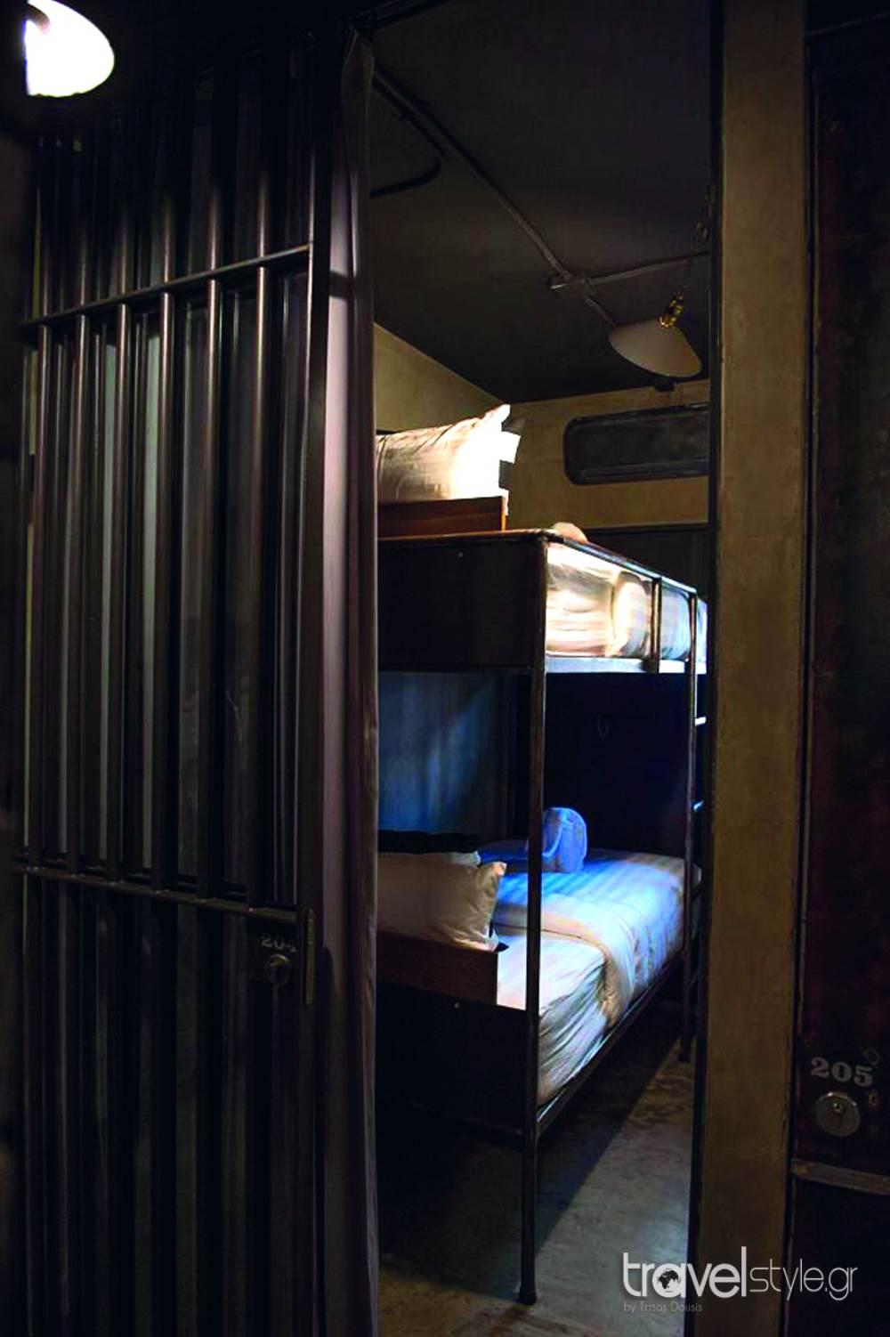 Στο...κελί 33! Το πιο πρωτότυπο hostel στον κόσμο!