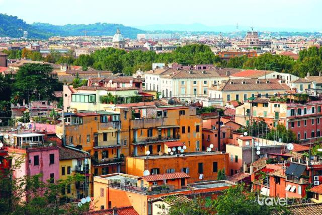 Gianicolo Ρώμη
