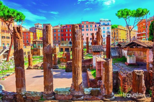 Largo di Torre Argentina, Ρώμη