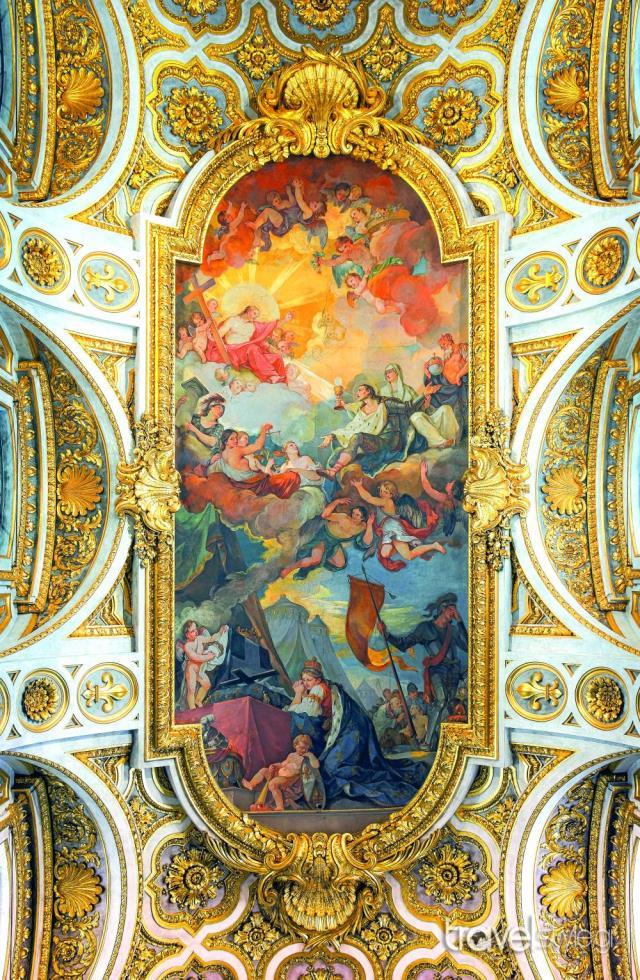 San Luigi dei Francesi - εκκλησία Ρώμη