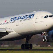 Turkish Airlines αεροσκάφος