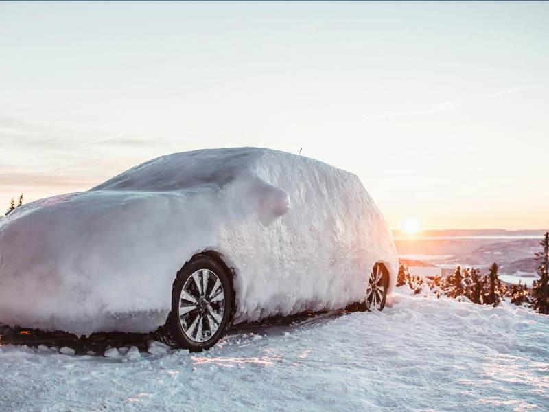 Ταξίδι στα ορεινά: Πως προστατεύουμε το αυτοκίνητο από τον πάγο