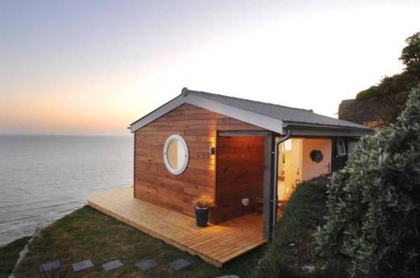 ΠΑΛΑΤΙ σε μέγεθος ΤΣΕΠΗΣ! Αυτό το μικρό σπίτι φαίνεται τεράστιο όταν μπείτε στο εσωτερικό του! (PHOTOS)
