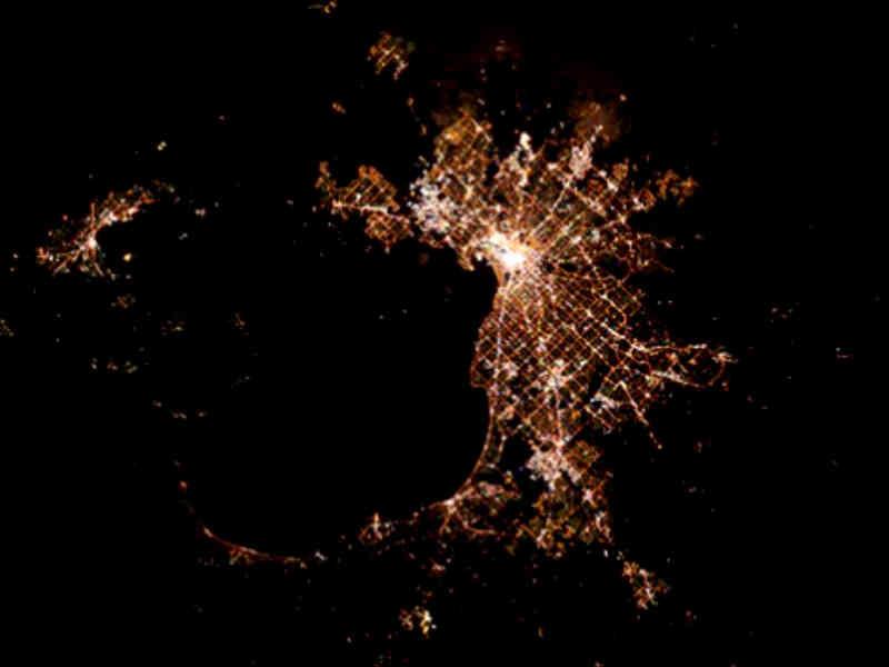 Κουίζ: Οι πόλεις από το διάστημα