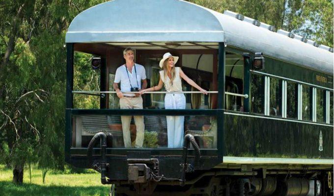 Ένα ταξίδι, εμπειρία ζωής, με ένα από τα πιο πολυτελή τρένα του κόσμου!