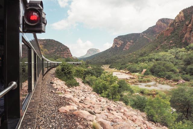 Rovos Rail Αφρική