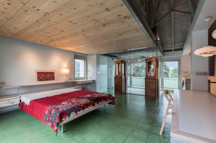 Το απίστευτο «σπίτι του αρχιτέκτονα» στα Χανιά μέσα από 25 φωτογραφίες