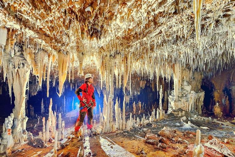 Caverna Terra Ronca: Οι πανέμορφες σπηλιές Terra Ronca στη Βραζιλία