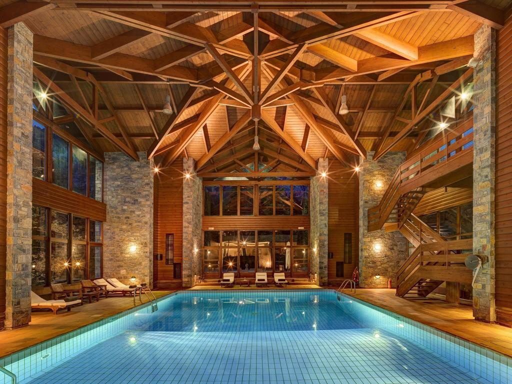 Elatos Resort σαλέ