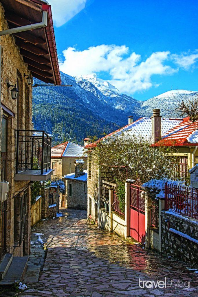 Χειμώνας στην Ευρυτανία: 5 λόγοι για να... πάρεις τα βουνά!