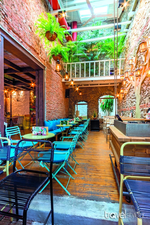 The Love Shake-Coffee Garden Bar