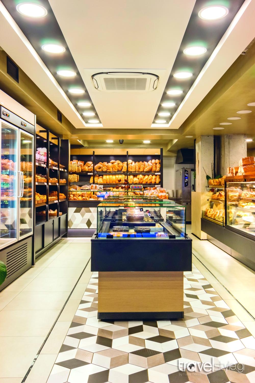 Φούρνος Κωτούζας: Best bakery & patisserie!