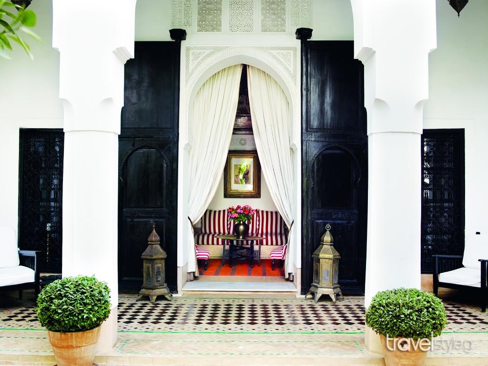 L'Hotel Marrakech - ξενοδοχείο Μαρακές