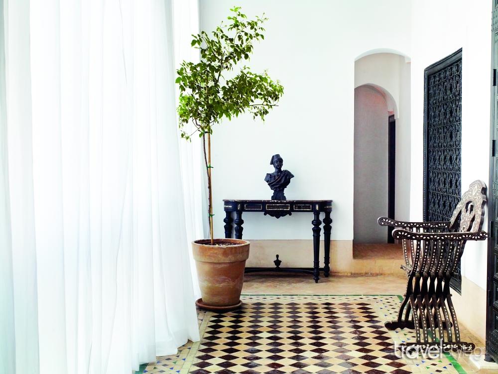 ξενοδοχείο Μαρακές - design