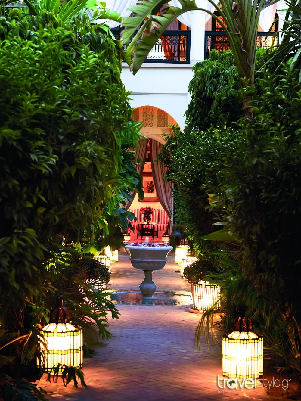 L'Hotel Marrakech - ξενοδοχείο Μαρακές - κήπος