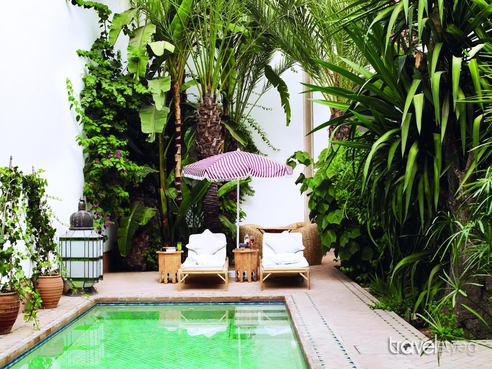 L'Hotel Marrakech - ξενοδοχείο Μαρακές - πισίνα