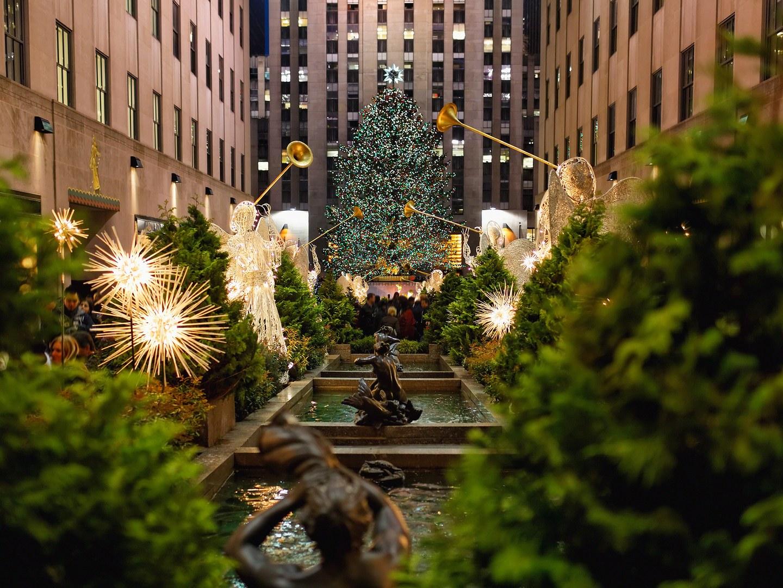 Τα καλύτερα μέρη για να περάσετε τα Χριστούγεννα!