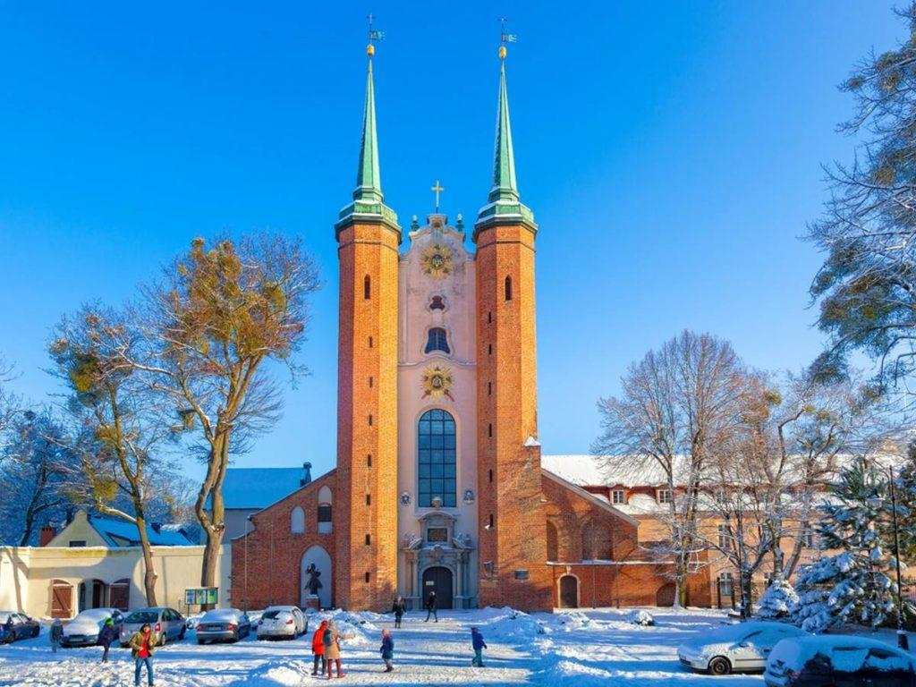 Ο Καθεδρικός Ναός της Ολίβα