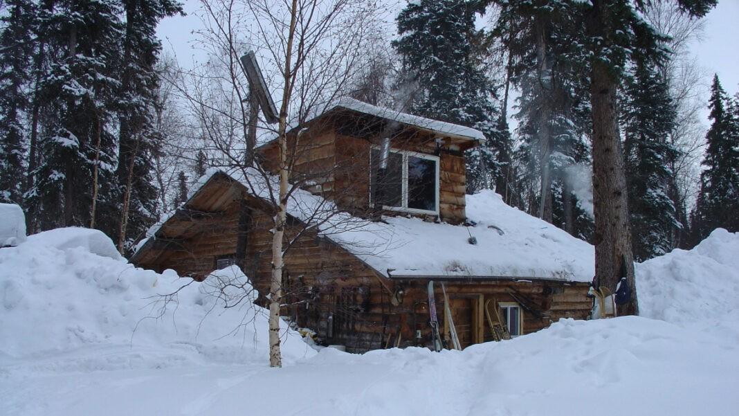 Οικογένεια στην Αλάσκα 18 χρόνια