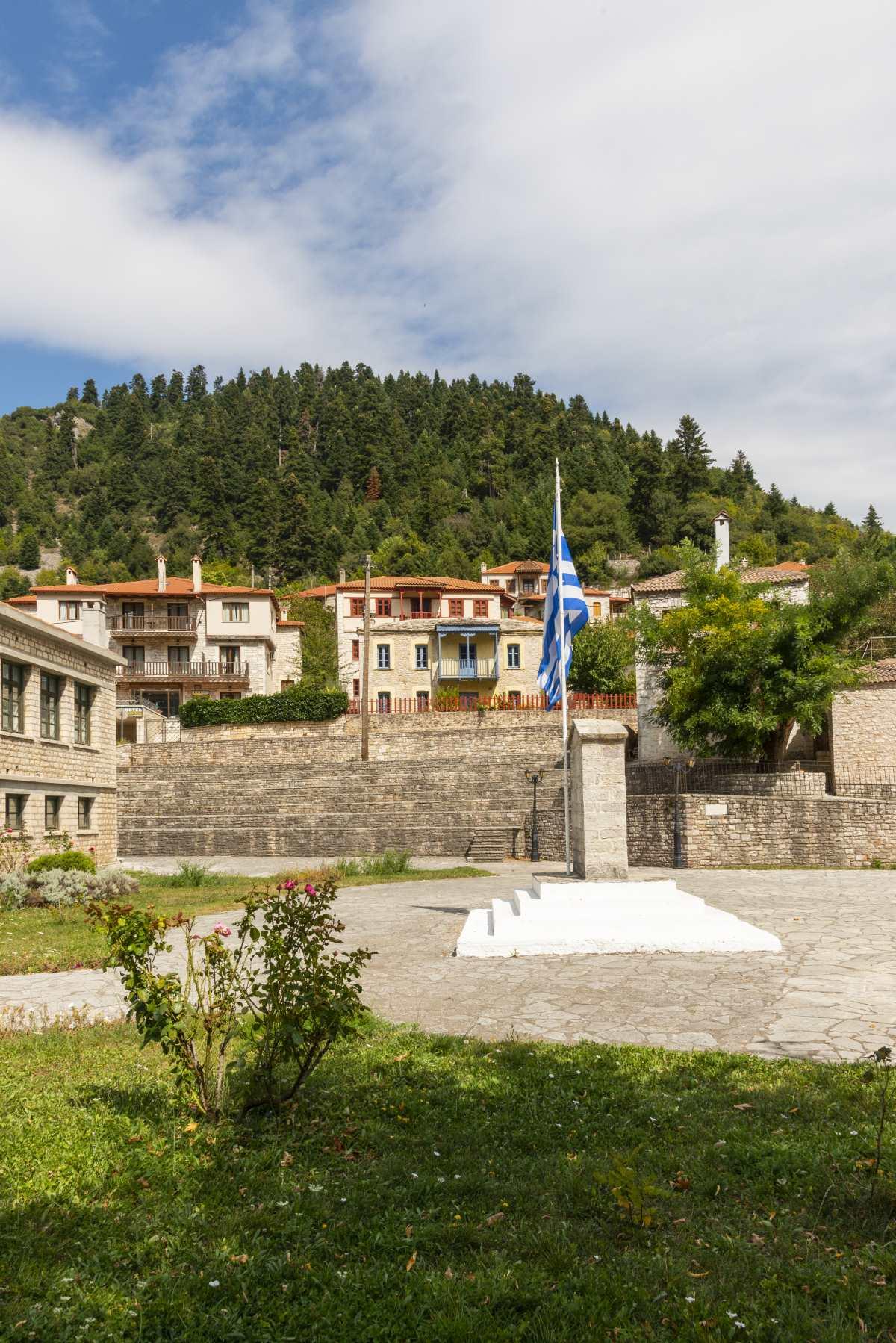 Μουσείο Εθνικής Αντίστασης, Κορυσχάδες