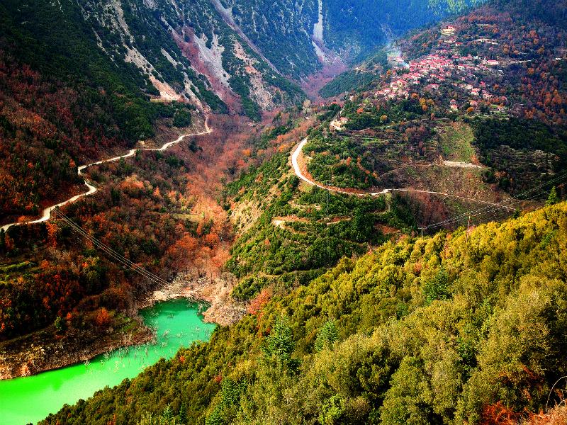 Απόδραση στην ορεινή Ναυπακτία! Ένας τόπος ονειρικός!