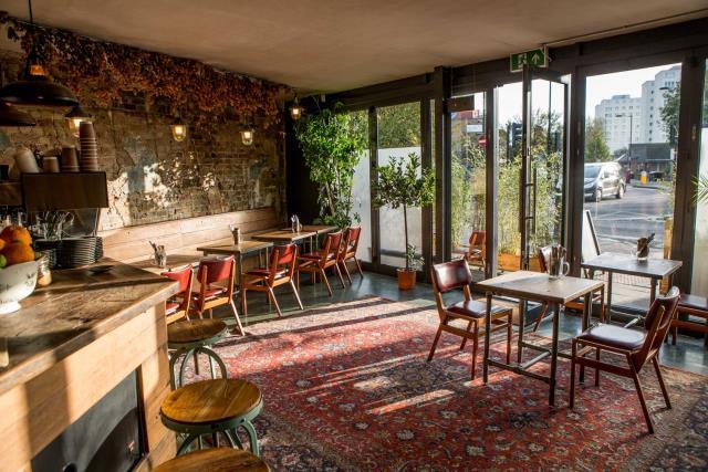Rehab Hackney, Λονδίνο καφέ
